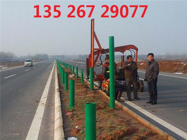 林周县公路波形防撞护栏安装队施工队